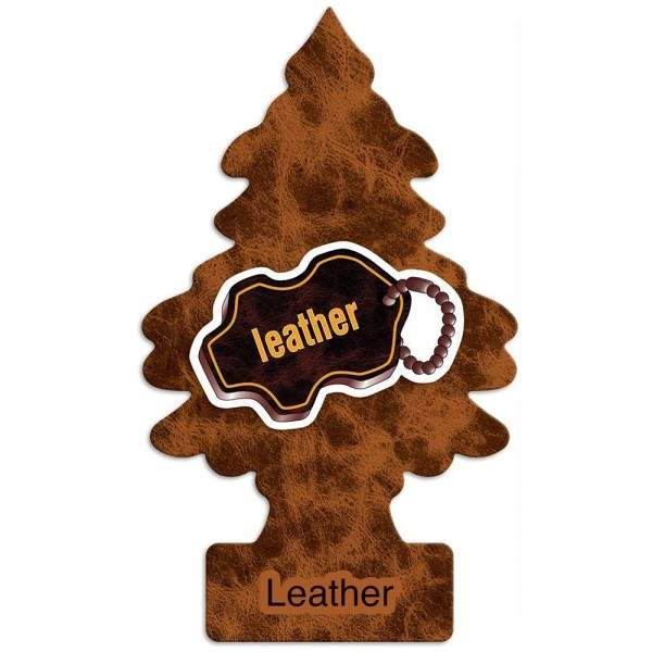 Aromatizante Leather Couro - Little Trees