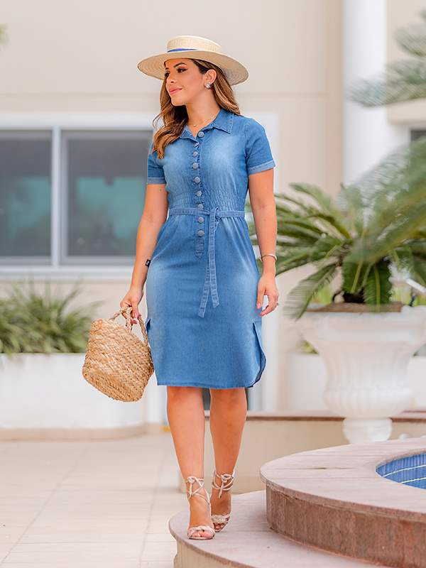 Chemise Jeans Paola - REF 17780