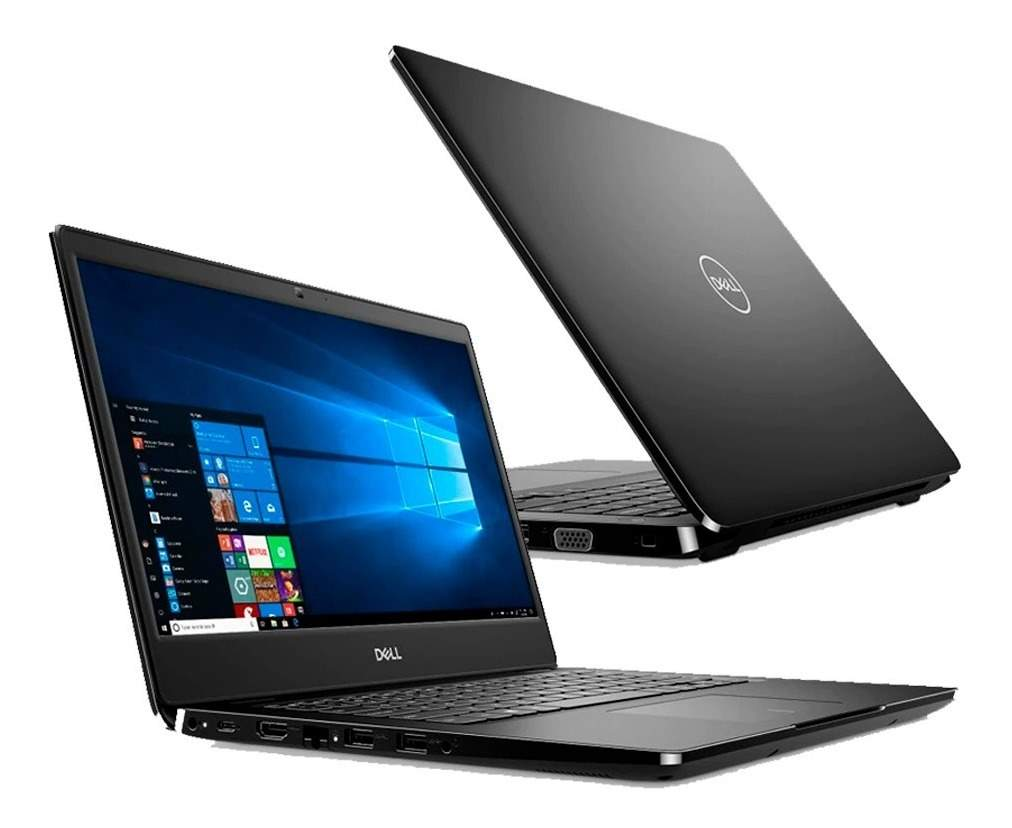 Dell Notebook Latitude 3400 Tela 14, i5-8265U, 8GB, 256GB SSD, Win 10 Pro