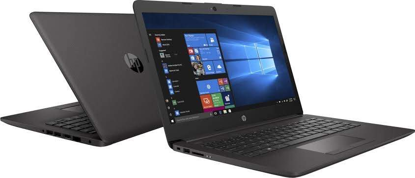HP Notebook 240 G7 Tela 14, i3-7020, 4GB, 500GB, Win 10 Pro