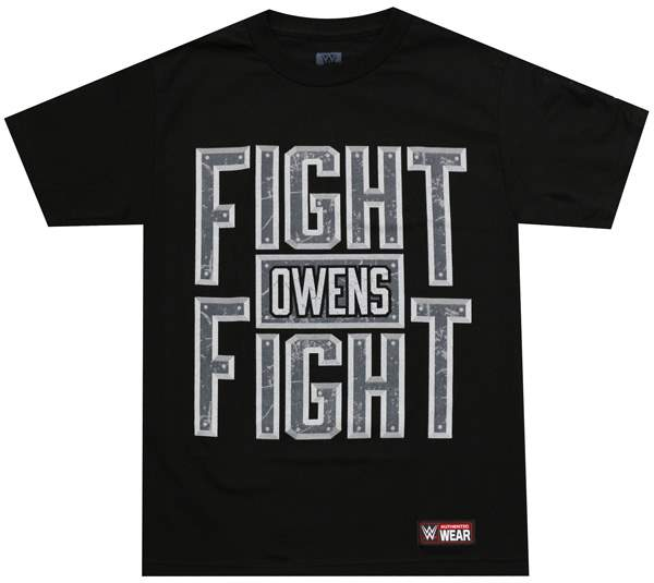 "Camiseta WWE Kevin Owens ""The Prizefighter"" (M) ORIGINAL Pronta Entrega"