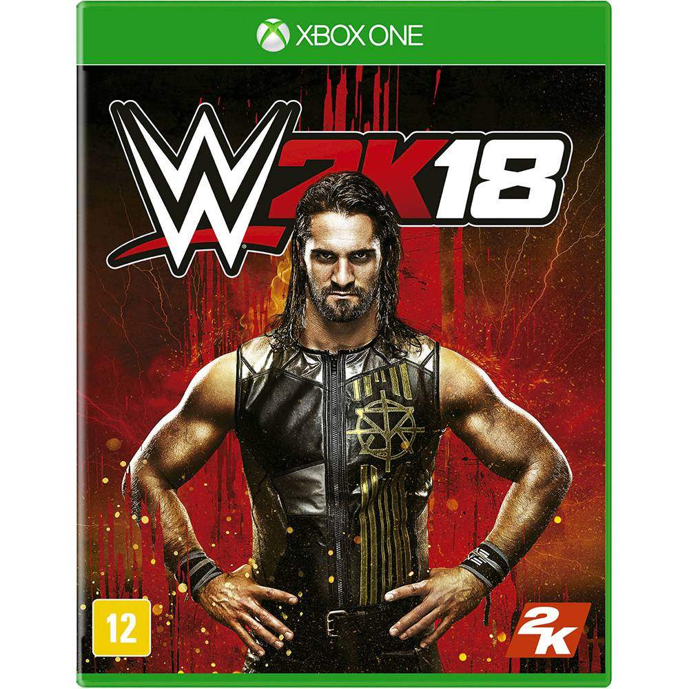 WWE 2K18 (XBOX ONE) ORIGINAL Pronta Entrega
