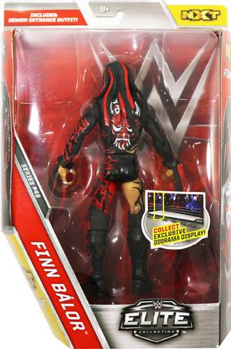 Finn Bálor WWE Elite 46 ORIGINAL Pronta Entrega