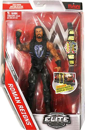 Roman Reigns WWE Elite 51 ORIGINAL Pronta Entrega