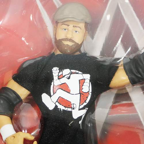 Sami Zayn WWE Elite 51 ORIGINAL Pronta Entrega