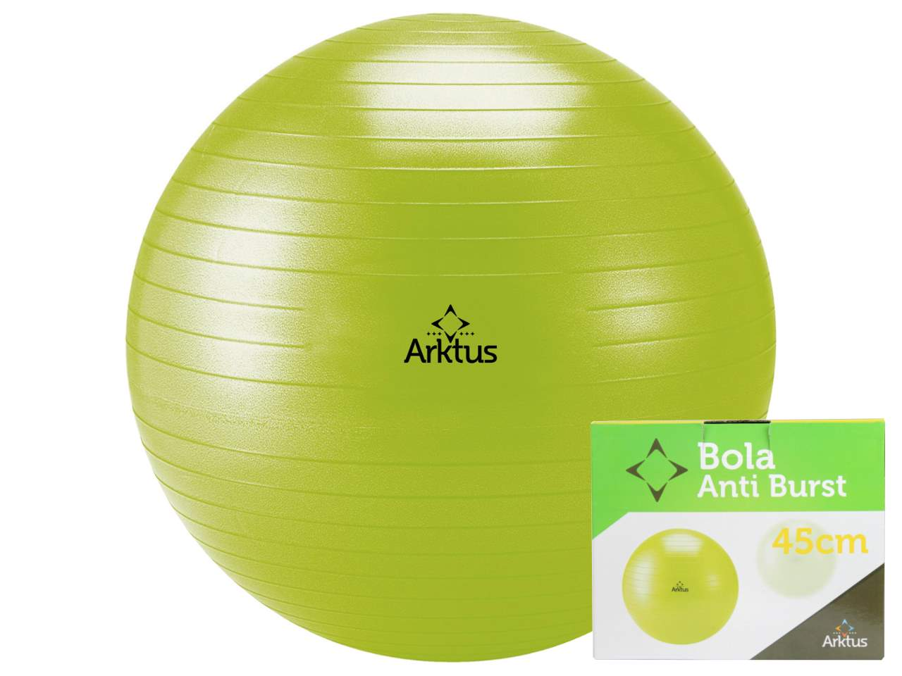 Bola Gynastica Anti-burst