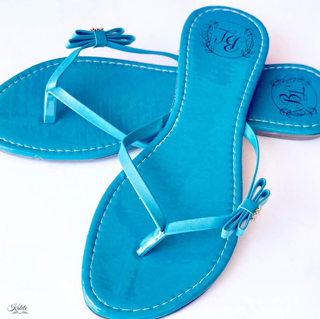 CHANEL (CONFORT - LUXO) AZUL TIFFANY