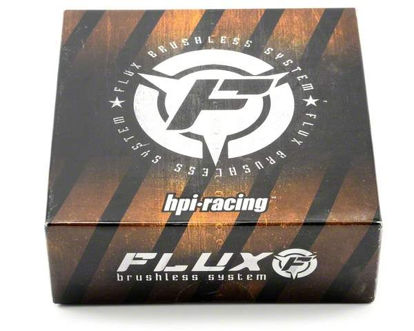 FLUX BRUSHLESS SYSTEM HPI