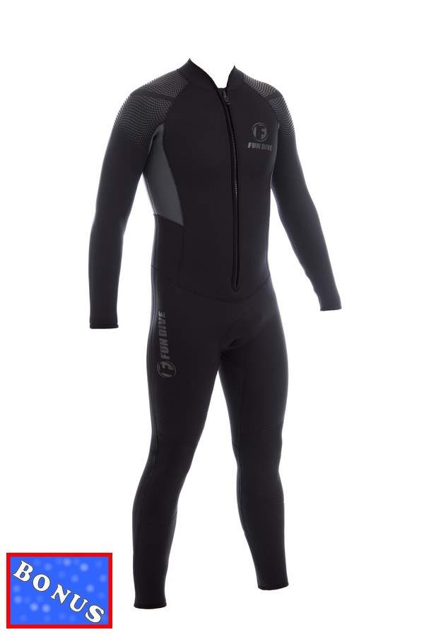 ROUPA FUN DIVE ROCAS 5,0mm REF. 2712