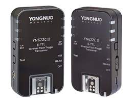 Kit Radio Flash Transceptor Yongnuo Yn-622c II