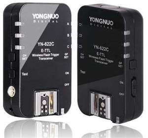 Kit Radio flash Yongnuo Yn-622n