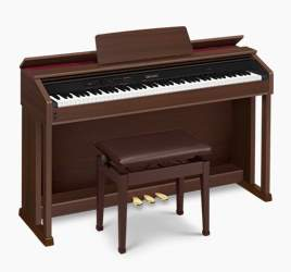 PIANO DIGITAL CELVIANO AP-460 - MARROM