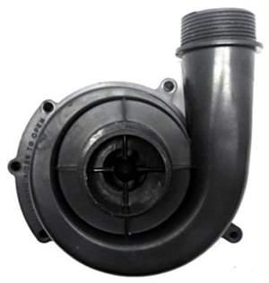 Voluta Frontal para bombas Lifegard Aquatics Quiet One 9000 / 14000 / 16000 e Sicce MULTI 9000 / 14000 / 16000