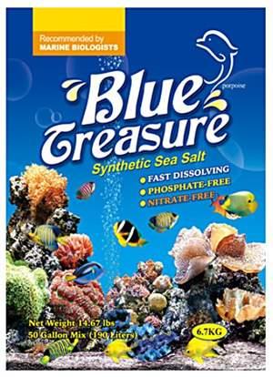 Blue Treasure Synthetic Sea Salt (bag 6,7Kg)