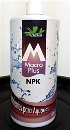 Mbreda MacroPlus NPK 1Litro