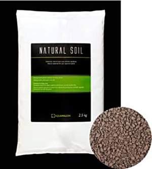 AQUAMAZON Natural Soil 2,5kg