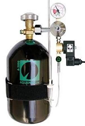 AQUAMAZON AS-3000 Kit CO2 c/ Solenóide