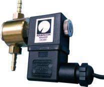 AQUAMAZON S-110 Válvula solenoide