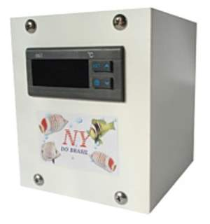 NY Termostato Digital p/ Ventilador