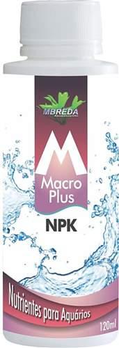 Mbreda MacroPlus NPK 120ml