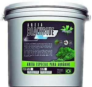 Mbreda Areia Preta BlackBlue saco econômico 25 kg
