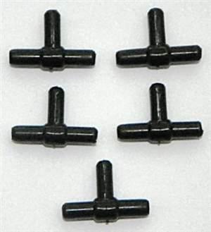 Junção para mangueira de aquário e T (5 peças)