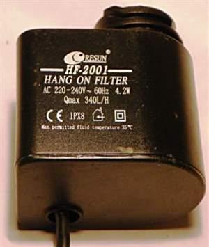 Resun Motor Filtro HF2001