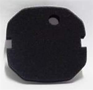 Atman Refil Esponja Preta p/ Canister AT-3337/AT-3338 (USADA)