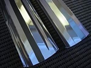 Calha reflexiva p/ lâmpada T5/T8 30cm