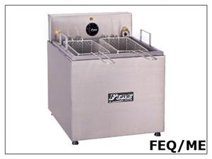 Fritadeira de mesa 02 cestos água/óleo