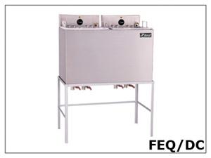 Fritadeira 02 cestos água/óleo