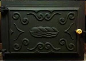Porta para forno