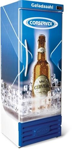 Cervejeira vertical