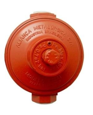 Regulador de Alta Pressão  Ref. 76501/01