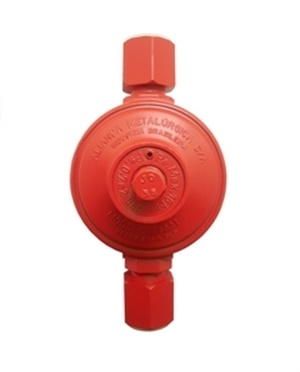 Regulador de Alta Pressão 9 KG/h Ref. 76501/02