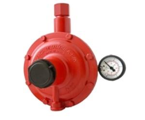 Regulador de Alta Pressão com Manômetro 90 KG/h Ref. 76510/02