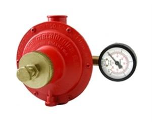 Regulador de Alta Pressão com Manômetro 30 KG/h Ref. 76511/03