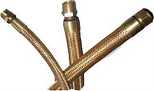 Metálico Flexível Instalação de Gas