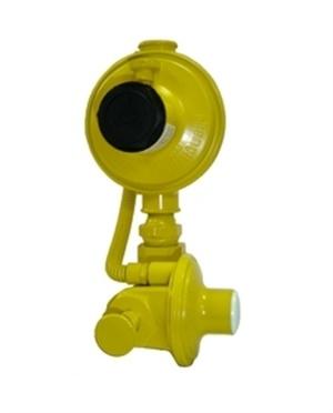 Regulador Industrial com Dispositivo de Segurança Amarelo ( D.S.A.) 76511