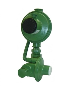 Regulador Industrial com Dispositivo de Segurança Verde ( D.S.A.) 76511/04