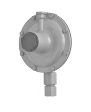 Regulador Industrial Especial Cinza Ref. 76510