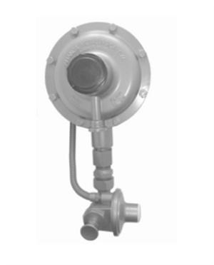 Regulador Industrial GLP e GN PS = 650 MMCA Ref. 76510/07 DSA