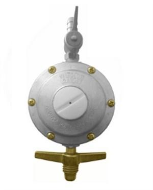 Regulador Industrial GLP e GN Ps= 650 mmca Ref. 506/70