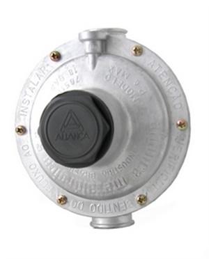 Regulador Industrial GLP e GN PS = 650 MMCA Ref. 76511/15