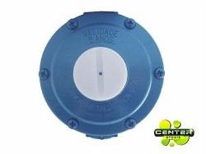 Reguladores Baixa Pressão Semi Industrial Azul Ref. 506/27