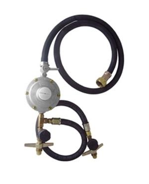 Reguladores Baixa Pressão Semi Industrial  Ref. 506/83 kit 2 BSP