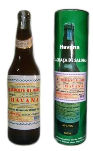 Cachaça Havana + Tubo Personalizado