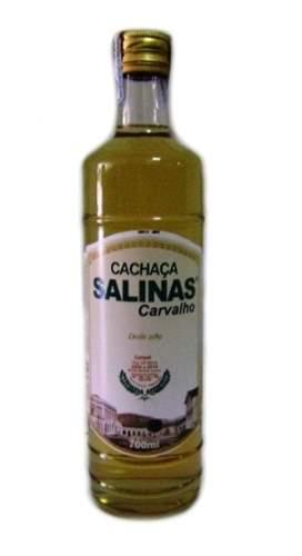 Cachaça Salinas Carvalho