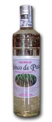 Cachaça Brinco de Prata 670 ml