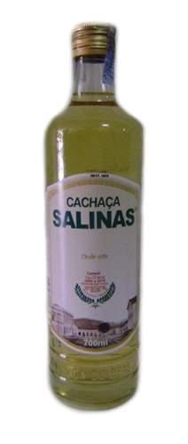 Cachaça Salinas Balsamo 700 ML